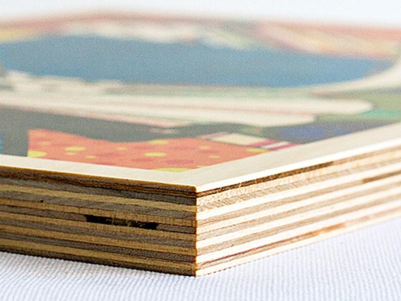 Wood Ketubah Gallery